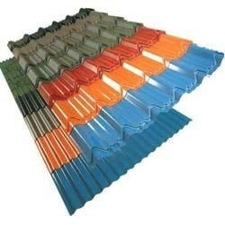 Colour Coated Steel Roofing Sheet