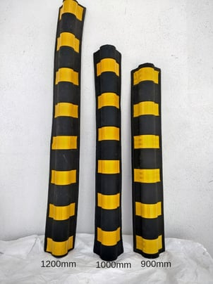 Durable Pillar Guards Solid