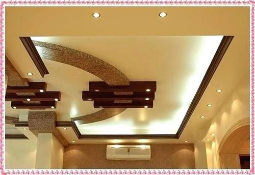 Gypsum Board False Ceiling - Manufacturers & Suppliers, Dealers