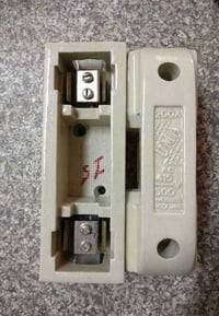 200 A Electrically Safety Fuse