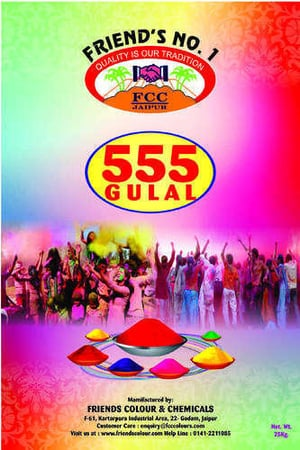 Excellent Quality Herbal Holi Gulal
