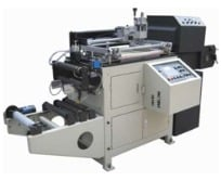 Automatic Roll Label Screen Printing Machine (ZHSYJ-300)
