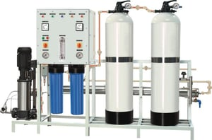 Industrial Water Plant