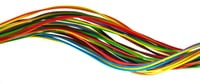 Multi Color Electrical Wires