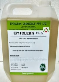 Vegetable and Fruit Cleaner Chemical