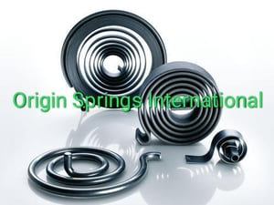 All Type O Spiral Springs
