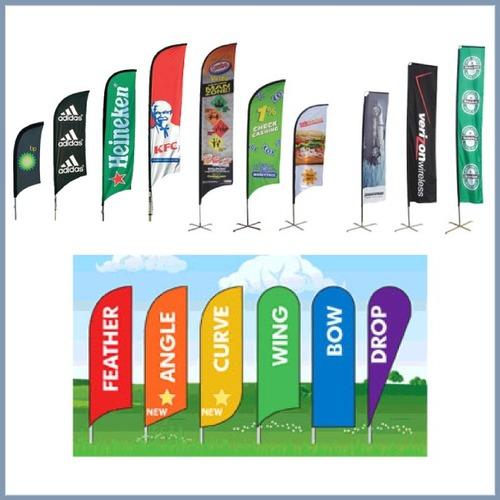 Custom Advertising Flags