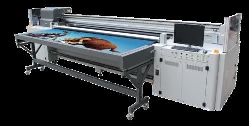 Negijet UVH Hybrid Printer