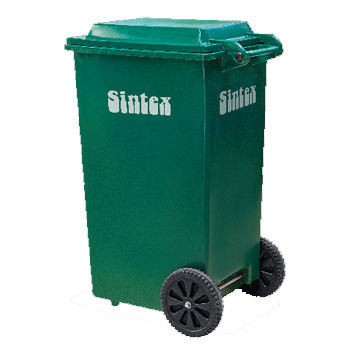Outdoor Dustbin [Sintex]