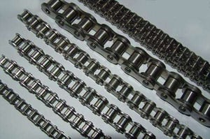 Carbon Steel Short Pitch Roller Chain
