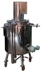 Low Power Consumption Mixing Tanks