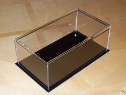 Fine Quality Acrylic Display Case