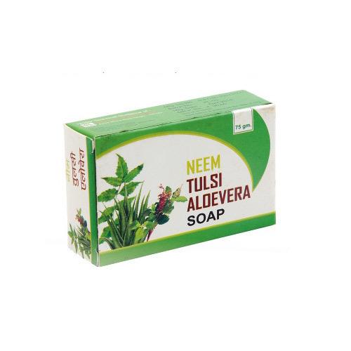 Neem Tulsi Aloevera Soap