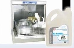 Automatic Dish Washing Rinse