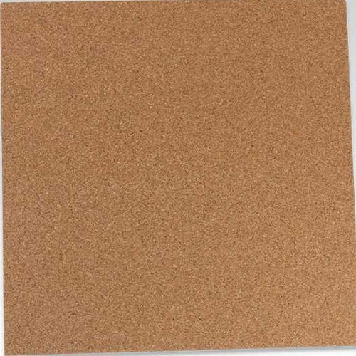 Tan Cork Board Sheet