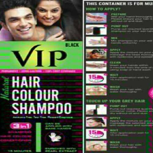 Vcare Vip Hair Colour Shampoo At Best Price In Hyderabad Telangana Sonste Solutions