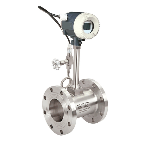 Industrial Vortex Flow Meter Accuracy: 1.0