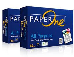 Paper One White/color A4 Copy Paper
