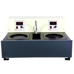 Double Disc Metallography Polishing Machine