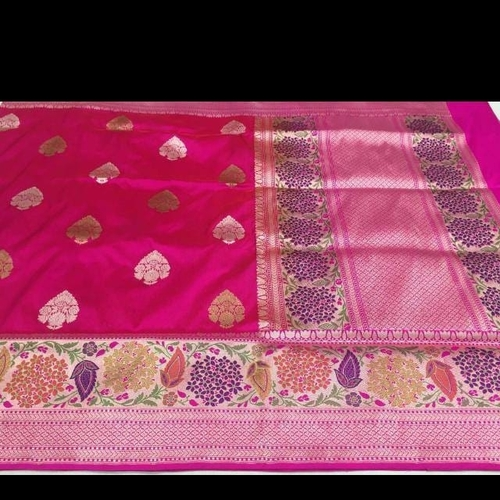 Banarasi Pure Katan Silk Sarees