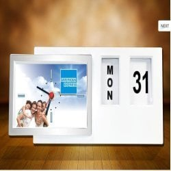 Dressing Table Watch with Calenders