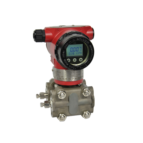 High Performance Differential Pressure Transmitter Input: Customized