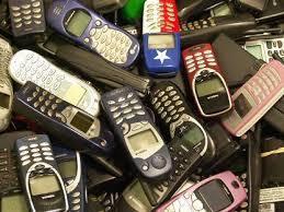 Old Mobile Phone Scrap