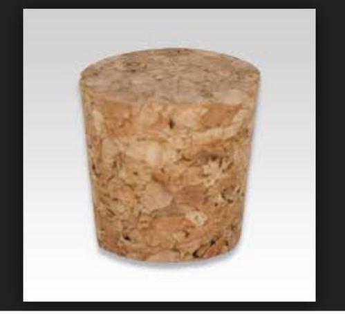 Supreme Quality Taper Cork Stopper