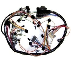 Copper Electric Wiring Harness