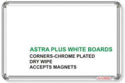 Alkosign White Board