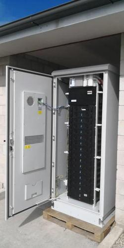 Cabinet For Solar Energy