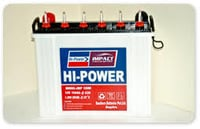 High Power Industrial Battery
