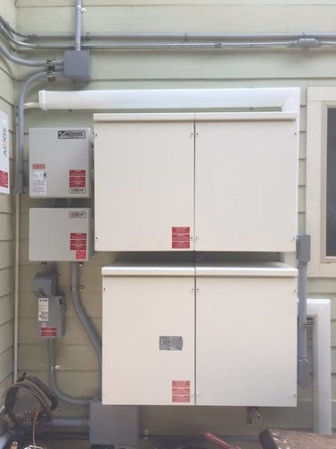 Residential And Commercial Electronics Enclosure