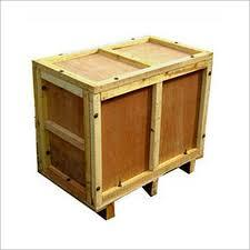 Collapsible Plywood Box