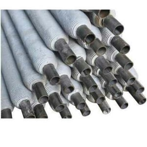 Extruded Aluminum Finned Tubes