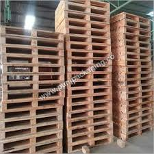 Packaging Pure Wooden Pallets