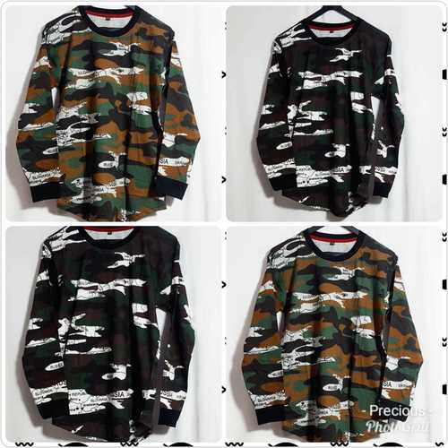 Army T Shirt (Camouflage T Shirt)
