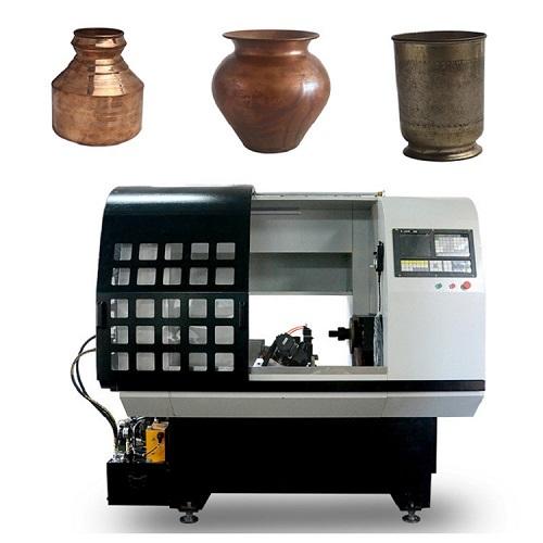 BR300 CNC Metal Spinning Machine