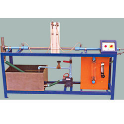 Pressure Drop In Two- Phase Flow Machine