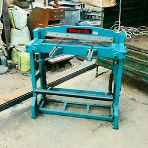 Industrial Foot Operated Shearing Machine