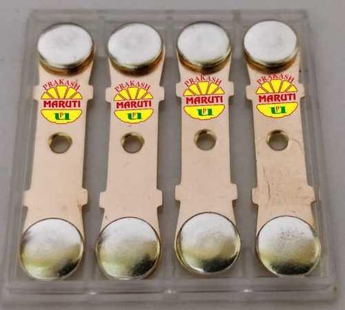 Spare Contact Kit (4 Patti Kit) Application: Dol Motor Starter