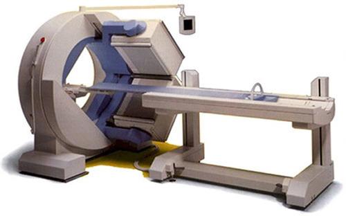 ECAM Scintron Dual Head SPECT Whole Body Gamma Camera