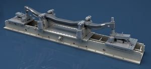 Hydraulic Clamping Fixture for Automobile