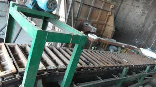 Aluminium Ingot Casting Conveyor