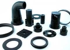 Industrial Compression Rubber Moulded
