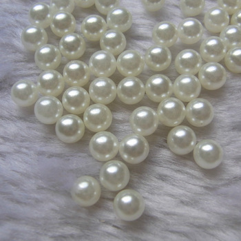 All Plastic Moti/ Beads/ Pearl Without Hole