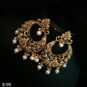 Attractive Ethnic Earring For Ladies