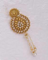 Beautiful And Fancy Saree Pin