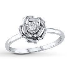 Beautiful Flower Finger Ring