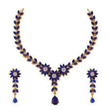 Beautiful Stone Necklace Set